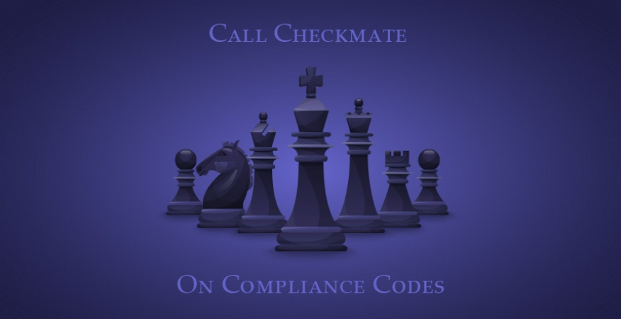 Call Checkmate on Compliance Codes