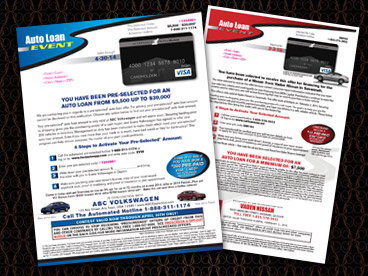 A focused campaign that includes automotive Direct-Mail advertising campaign is one of the most responsive, cost-effective solutions for your dealership.