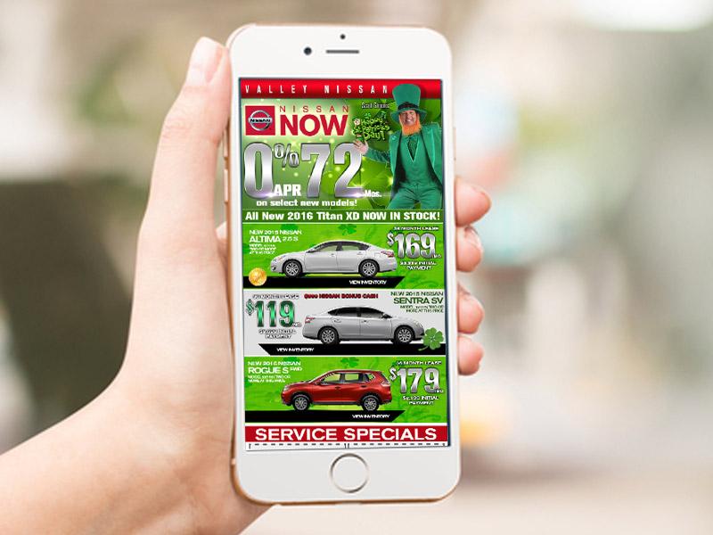 Advertising agency specializing in car dealer emails.